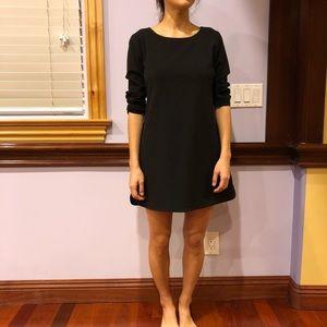 Jolie long sleeve mini dress